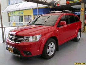 Dodge Journey Se At 2400cc 7psj 4x2