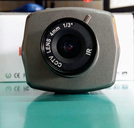 Camara Cctv Profesional Con Audio Oferta Stv-504