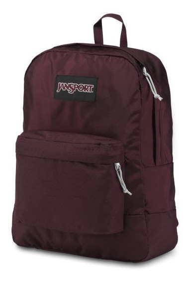 Mochila Jansport ® Superbreak Black Label Dried Fig Original