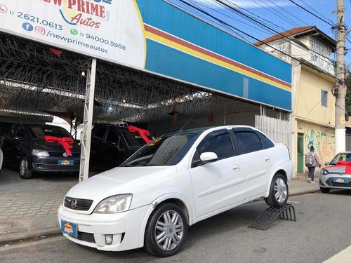 Imagem 1 de 11 de Chevrolet Corsa Sedan 2012 1.4 Premium Econoflex 4p