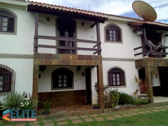 Casa Em Condomínio Para Venda Em Saquarema, Itaúna, 3 Dormitórios, 1 Banheiro, 2 Vagas - E294