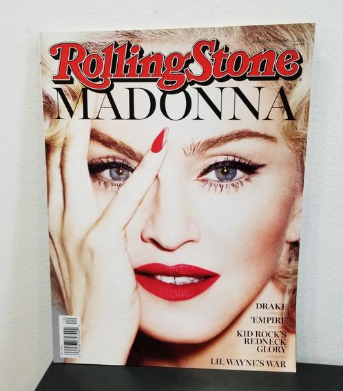 Revista Rolling Stone Madonna - Março 2015 - Importada