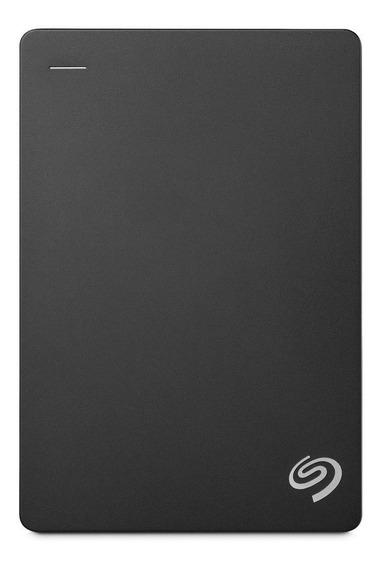 Disco rígido externo Seagate Backup Plus STDR5000100 5TB preto