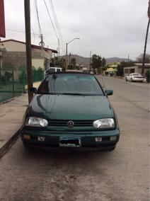 Volkswagen Cabrio Convertible 1997