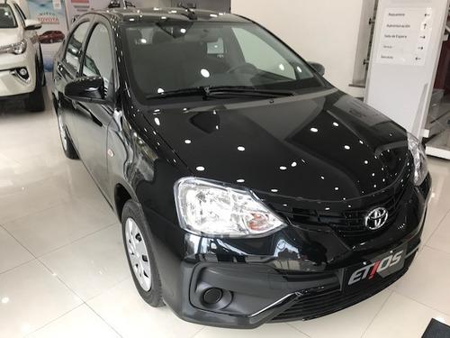 Toyota Etios X 4 Ptas Para Taxi Entrega Programada