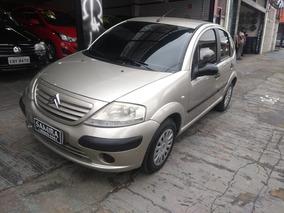 Citroën C3 1.4 8v Glx Flex Barato Completo Financia Em 48x