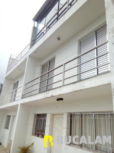 Imagem 1 de 15 de Casa Para Venda Em Condomínio Fechado No Jardim Umarizal - 3570-pm