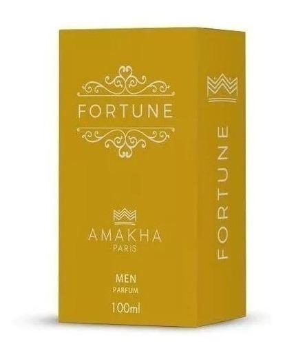 Perfume Masculino Fortune Amakha - Imperdível!!!