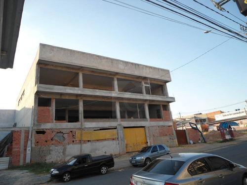 Imagem 1 de 1 de Galpão Comercial Para Locação, Jardim Paulista I, Indaiatuba. - Ga0070