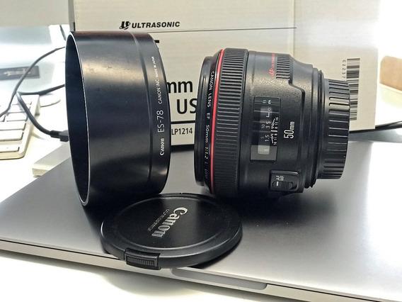 Barbada - Canon 50mm F/1.2 L Usm