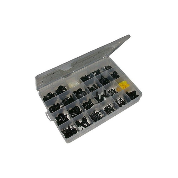 Needa Parts 999176 Ford Body Fastener Kit - 240 Piezas