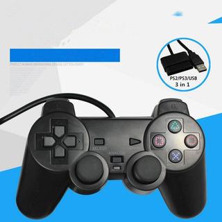 Palanca Pc- Ps2-ps3 Mando Joystick, Alambrica