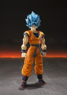 Goku Super Saiyan God Dragon Ball Sh Figuarts Goku