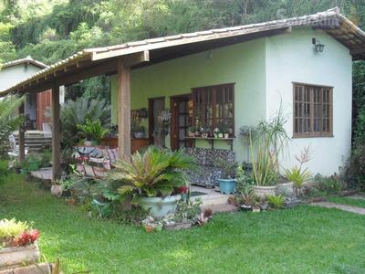 Casa Residencial À Venda, Secretário, Petrópolis. - Ca0144