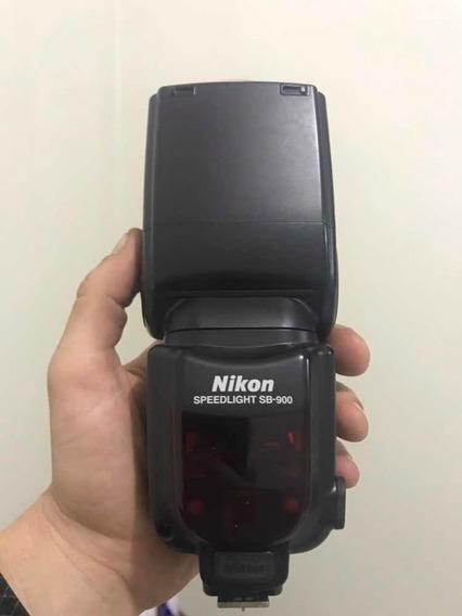 Flash Nikon Speedlight Sb 900