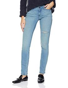 Calvin Klein Ultimate Skinny Pantalón Mezclilla Dama 33x32