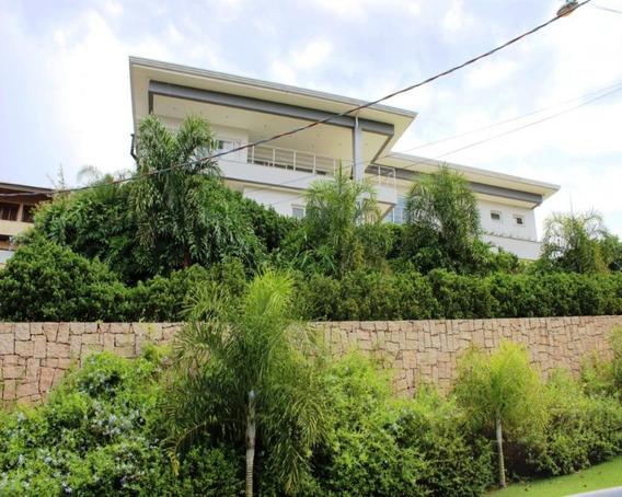 Casa Para Locação No Condomínio Vista Alegre-sede, Vinhedo/sp. - Ca002870 - 67745382