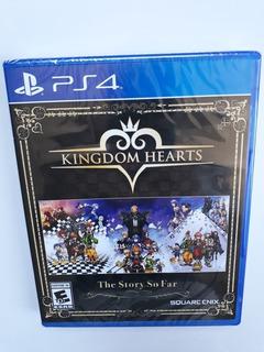 Kingdom Hearts The Story So Far Juego Ps4 Nuevo Y Sellado