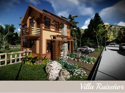 Villa En Jarabacoa De 3 Habitaciones Nuevas