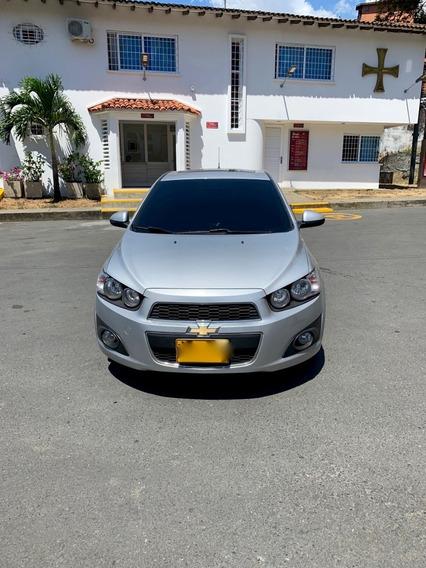 Chevrolet Sonic 2015 Automatico Unica Dueña Como Nuevo