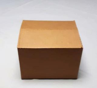 50 Caixas De Papelão 17 X 16 X 11cm Correios Mercado Envios