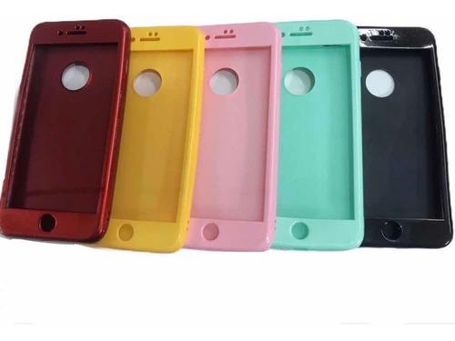 Case iPhone 7plus 8plus Funda 360° Estuche Para iPhone