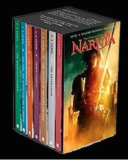 Colección C.s Lewis - Las Crónicas De Narnia, Cósmica, Etc