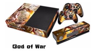 Skins Para Xbox One Grande $16990 No Incluye Envío