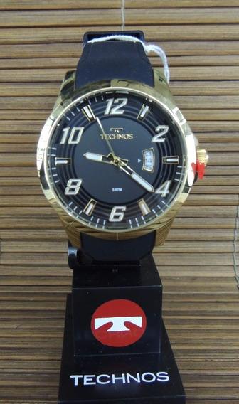 Relógio Technos Masculino 2115kqa/8p Performance Racer - Nf