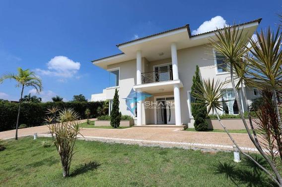 Casa Com 3 Dormitórios À Venda, 300 M² Por R$ 2.499.000 - Fazenda Vila Real De Itu - Itu/sp - Ca0043