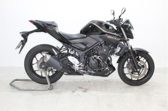 Yamaha Mt 03 Abs 2019 Preta