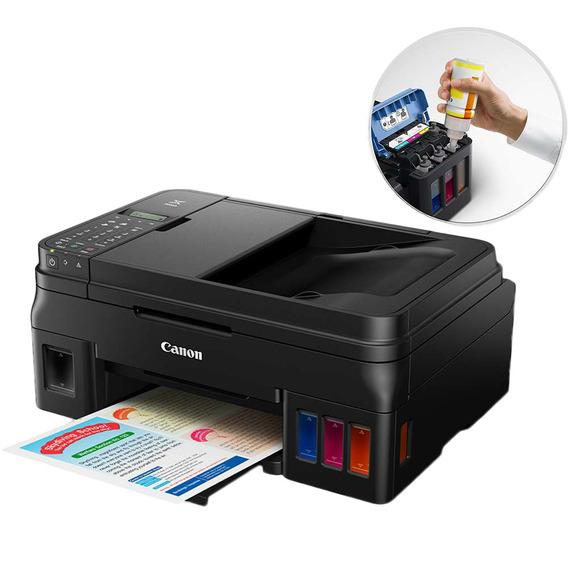 Impressora Multifuncional Canon Maxx G4100 Color Bivolt