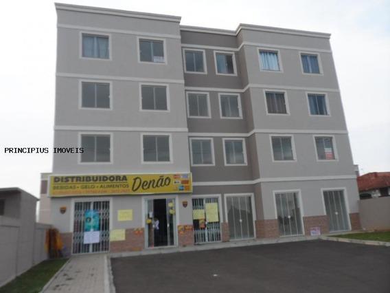 Apartamento Para Venda Em Quatro Barras, Centro, 2 Dormitórios, 1 Banheiro, 1 Vaga - 00215