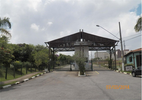 Imagem 1 de 4 de Terreno À Venda - Parque São Vicente - Mauá - Sp - 27758