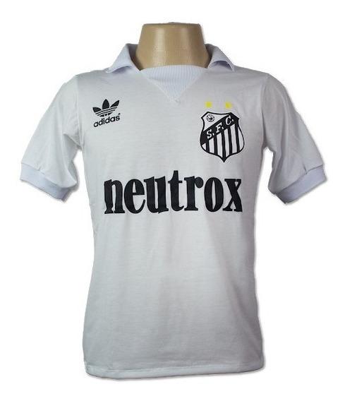 Camisa Santos Neutrox Retrô 1985