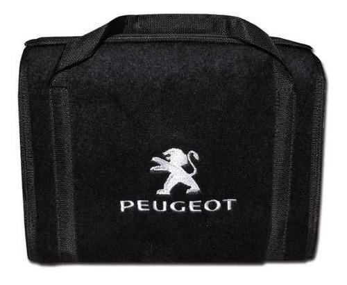Imagem 1 de 6 de Bolsa Organizadora Porta Malas Peugeot 208
