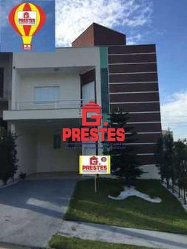 Casa Em Condomínio-à Venda-loteamento Dinorá Rosa-sorocaba - Stcn40011