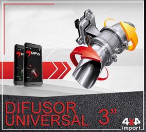 Difusor De Escape 3 Universal (controle Remoto Aplicativo)