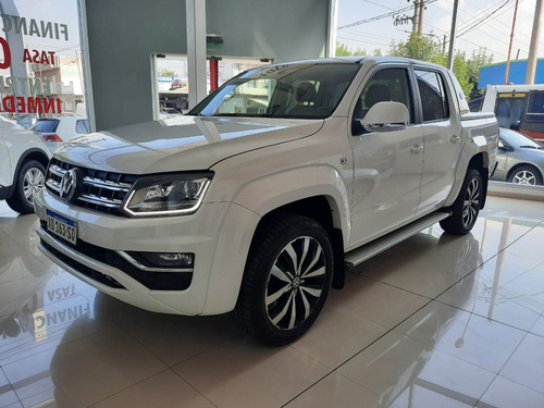 Volkswagen Amarok 3.0 V6 Extreme 2018 69.000 Km. Blanco 4x4