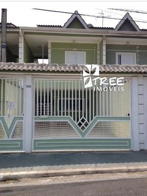 Vende - Casa Jardim Planalto Com A/t 150m² E A/u 140m² - Ca01433 - 33323654