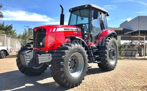 Trator Massey 7140 4×4 Ano 2012