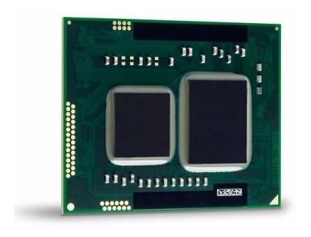 Processador Intel I5 540m Mobile P Notebook Socket G1 988a