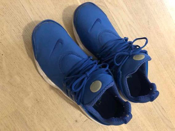 Tenis Nike Presto Rarissimo 40 Azul Neoprene Maravilhoso