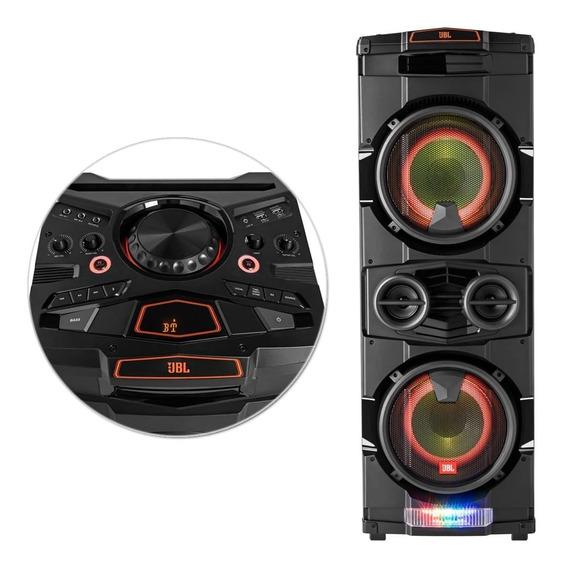 Caixa Amplificada Jbl Party Xpert 350w Rms Bluetooth Usb Dj
