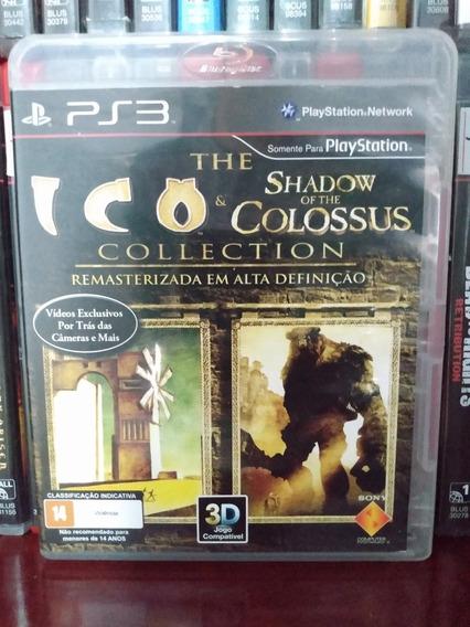 Ico & Shadow Of The Colossus Ps3 | Parcelamento Sem Juros