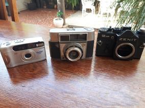 Cameras Antigas Lote 2