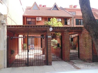 Venta - Casa Triplex En Núñez.