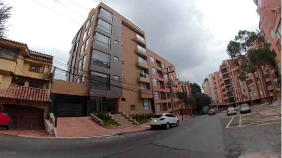 Se Vende Apartamento Duplex En Chapinero Alto Mls 19-615 Fr