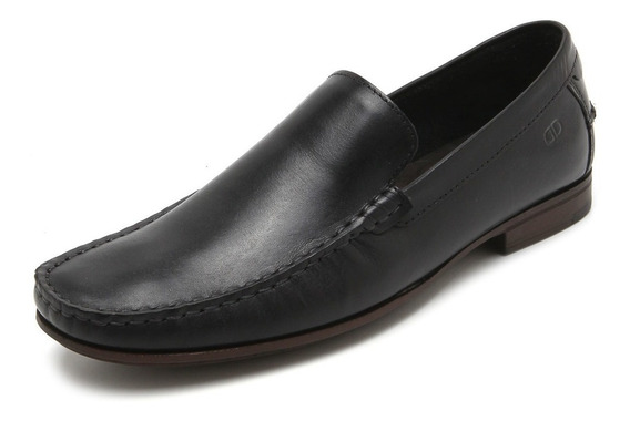 Zapato De Cuero Democrata Hombre Cruiser Mocasin 047106