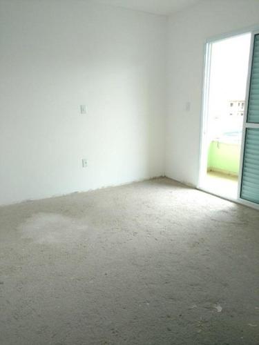 Cobertura Residencial À Venda, 140m², Vila Pires, Santo André. - Co0044 - 67855012